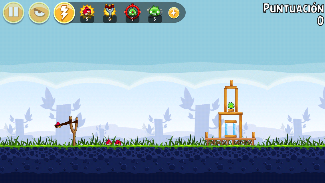 Angry Birds Space for Nokia C7 free download