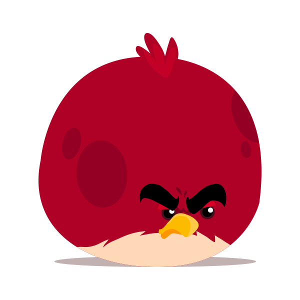angry birds go terence - photo #19