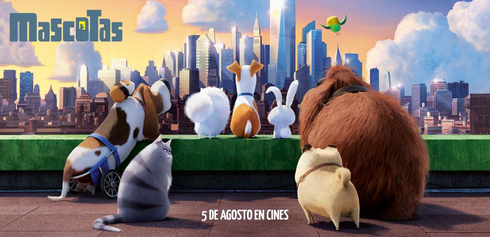 Mascotas, la película, ¡también llega a Minijuegos!