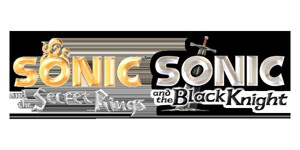 Sonic y los anillos secretos / Sonic y el caballero oscuro
