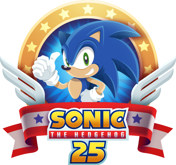 Sonic 25 Aniversario