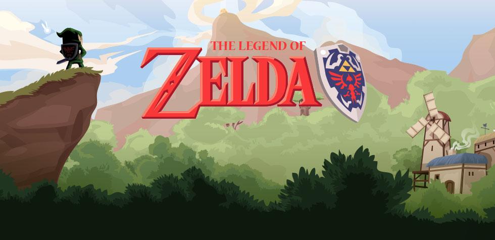 Zelda 30 aniversario for Cocinar zelda