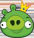 Bad Piggies, personaje de los Angry Birds