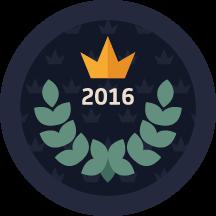 Top gamer 2016 trophy