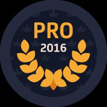 Trofeo Jugador Pro 2016
