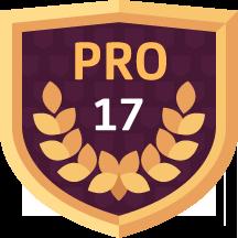 Trofeo Jugador Pro 2017