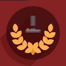Hardcore gamer trophy