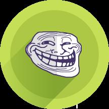 Trofeo Trollface